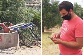Економить воду й час: на Криті розробили «розумну» систему зрошення
