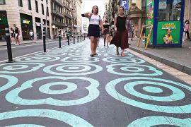 У Барселоні поменшає доріг і побільшає тротуарів