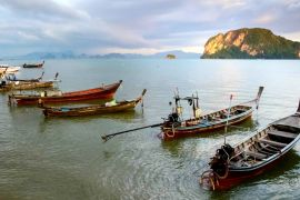 Туризм Таїланду занепадає без іноземців