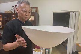 Найтонший у світі посуд створює гончар із Тайваню