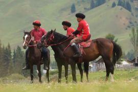 У Киргизстані пройшов фестиваль, присвячений спадщині предків