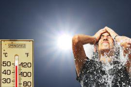 Спека в Тунісі побила рекорд