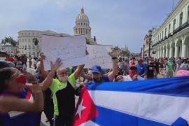 Через місяць після протестів: кубинські активісти, як і раніше, в ув'язненні