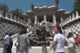 До Барселони повертаються іноземні туристи