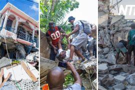 На Гаїті оголосили триденну жалобу за жертвами землетрусу