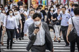 Через пандемію Японія продовжила режим надзвичайної ситуації до 12 вересня