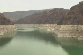 Рівень найбільшого водосховища США опустився до критичної позначки
