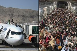 Канада вивезе з Афганістану 21 тисячу людей