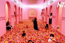 Музей морозива в Сінгапурі: як підсолодити вихід із локдауну