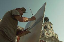 Мадрид очима художника: майстерня Антоніо Лопеса просто неба