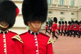 Церемонію зміни варти біля Букінгемського палацу провели вперше з початку пандемії