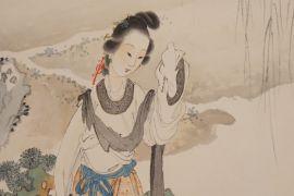 «Ідеальну» жінку стародавнього Китаю показали на виставці в Києві