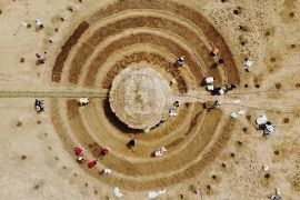 Як круглі сади допомагають протистояти Сахарі