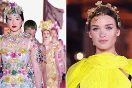 Показ «Dolce & Gabbana»: блиск, кольори й символи Венеції