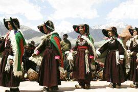 Як жили кочівники в Ладакху, показали на фестивалі в Індії
