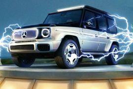 «Mercedes», «Maybach» і «Smart»: електричні прем'єри Мюнхенського автосалону