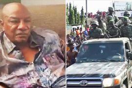 Військовики Гвінеї скинули з посади 83-річного президента