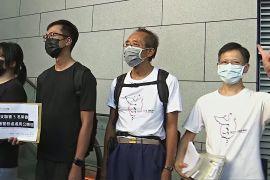 Чотирьох демократичних активістів арештували в Гонконзі