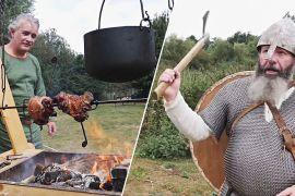 Як жили вікінги, показали на фестивалі в Англії