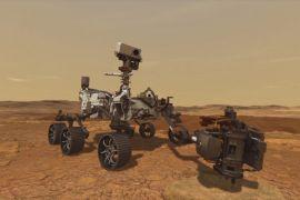 Марсохід НАСА взяв першу пробу марсіанського каміння