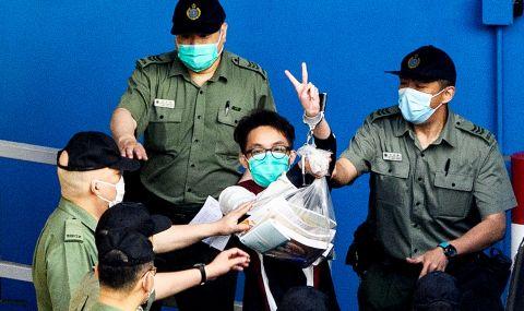 Дев'ятьох активістів Гонконгу засудили до місяців в'язниці