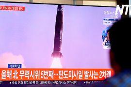 Північна Корея знову випробувала ракету