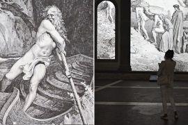 «Божественну комедію» Данте переклали на 3D-анімацію
