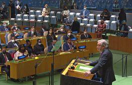 Головною темою Генасамблеї ООН залишається COVID і вакцини