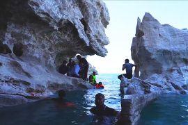 Підводні печери в Іраку приваблюють туристів