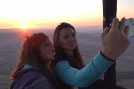 Новий вид туризму в Тоскані: польоти на повітряних кулях і вертольотах