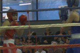 Бокс допомагає виховувати юних австралійців