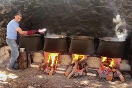 Рецепти предків: палестинська сім'я готує східні солодощі