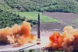 КНДР запустила ракету, яка здатна перенести ядерну боєголовку