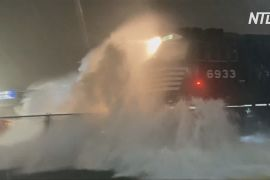 Ураган «Іда» приніс вітри, зливи й торнадо