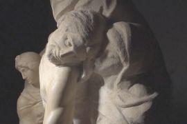 Скульптуру Мікеланджело показали після дворічної реставрації