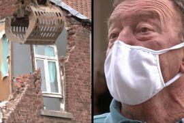 «Це складно пережити»: у Бельгії зносять пошкоджені повінню будинки