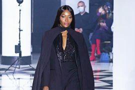 51-річна Наомі Кемпбелл стала зіркою на тижні моди в Парижі