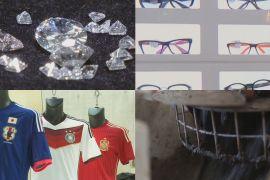 Діаманти, окуляри та бетон, що між ними спільного?
