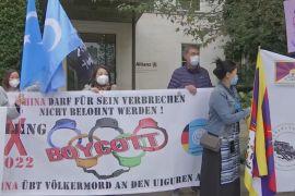 Не спонсорувати Олімпіаду-2022 у Пекіні закликали уйгури