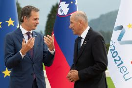 Лідери ЄС обговорили відносини з Китаєм і США на неформальній зустрічі в Словенії