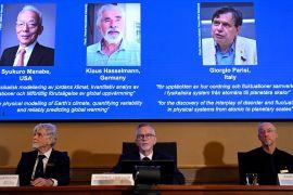 Нобелівська премія з фізики: клімат і хаос