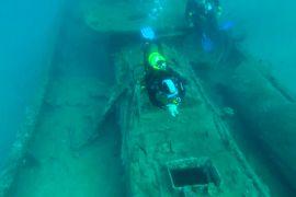 100 років на дні: музей затонулих військових кораблів відкрився в Туреччині