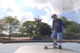 Не піддається старості: 81-річний японець став скейтбордистом