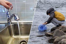 На півночі Канади водопровідна вода тхне нафтою