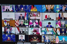 Лідери «Великої двадцятки» затвердили глобальний податок на прибуток